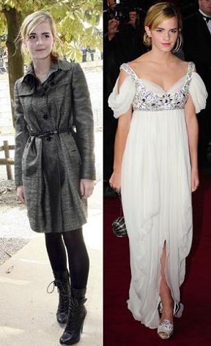 Emma Watson, ganadora del estilo revelación del 2008