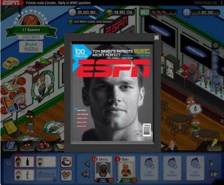 ESPN se atreve con los juegos casuales en Facebook