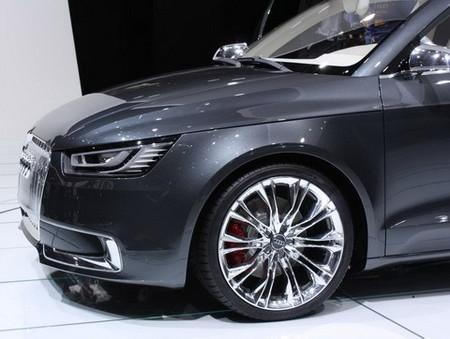 Audi A1 Sportback Concept en el Salón de París 2008