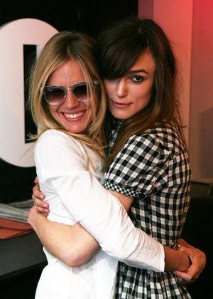 El esperado regreso de Keira Knightley y Sienna Miller