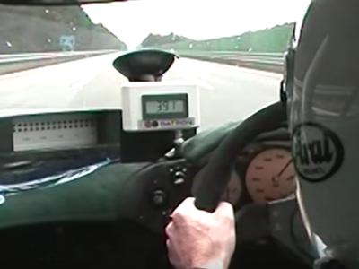 Cómo McLaren rompió el récord de velocidad punta con un auto de producción en 1998