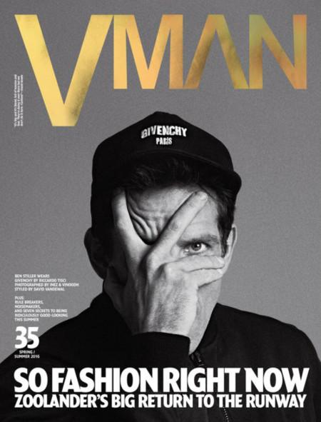 Ben Stiller 2016 Vman Cover 001