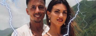 """Cristian ('La Isla de las Tentaciones') desenmascara a Melodie: """"Compra seguidores en Instagram, es una metirosa"""""""