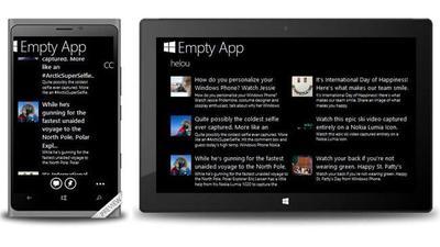 Más de 2 millones de usuarios han usado ya Windows App Studio en una versión beta que sigue mejorando