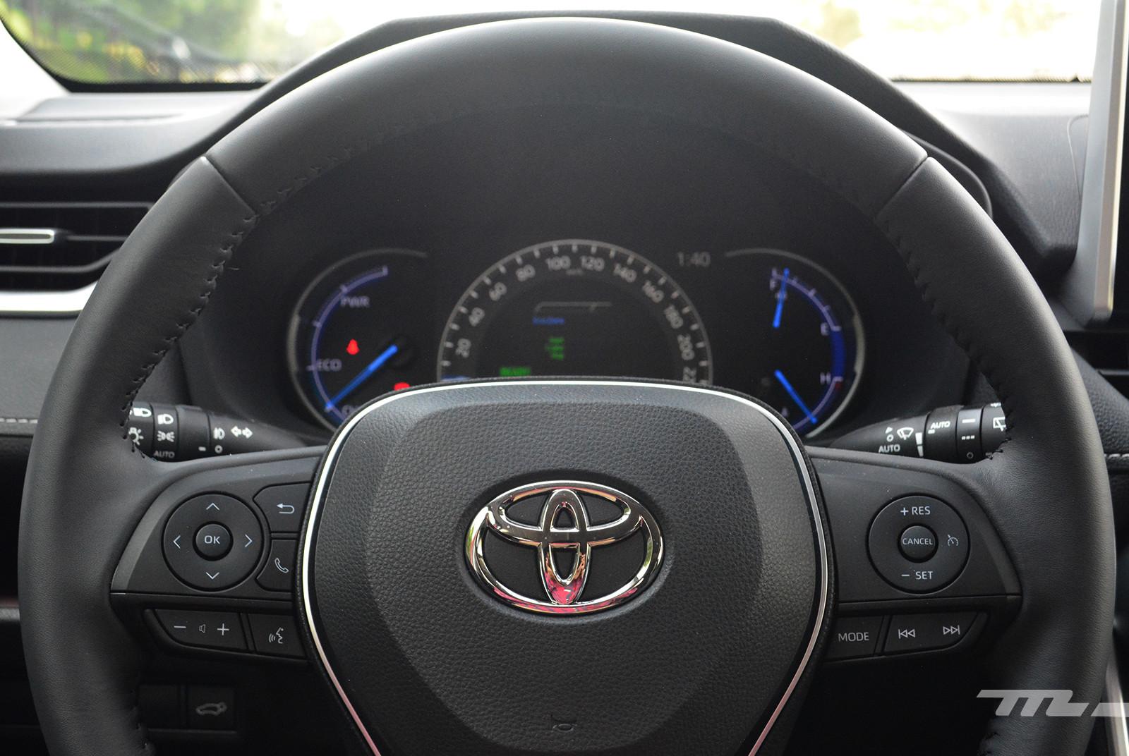Foto de Toyota RAV4 Hybrid (prueba) (14/21)