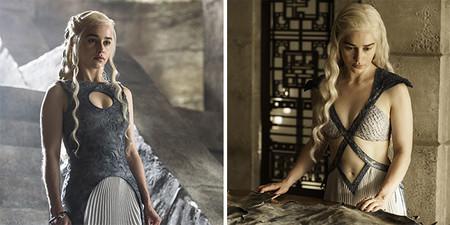 Daenerys Targaryen Temporada 4 Estilo De Vestuario
