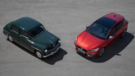 Así era el abuelo del SEAT León, el SEAT 1400 que abrió paso a un nuevo mundo