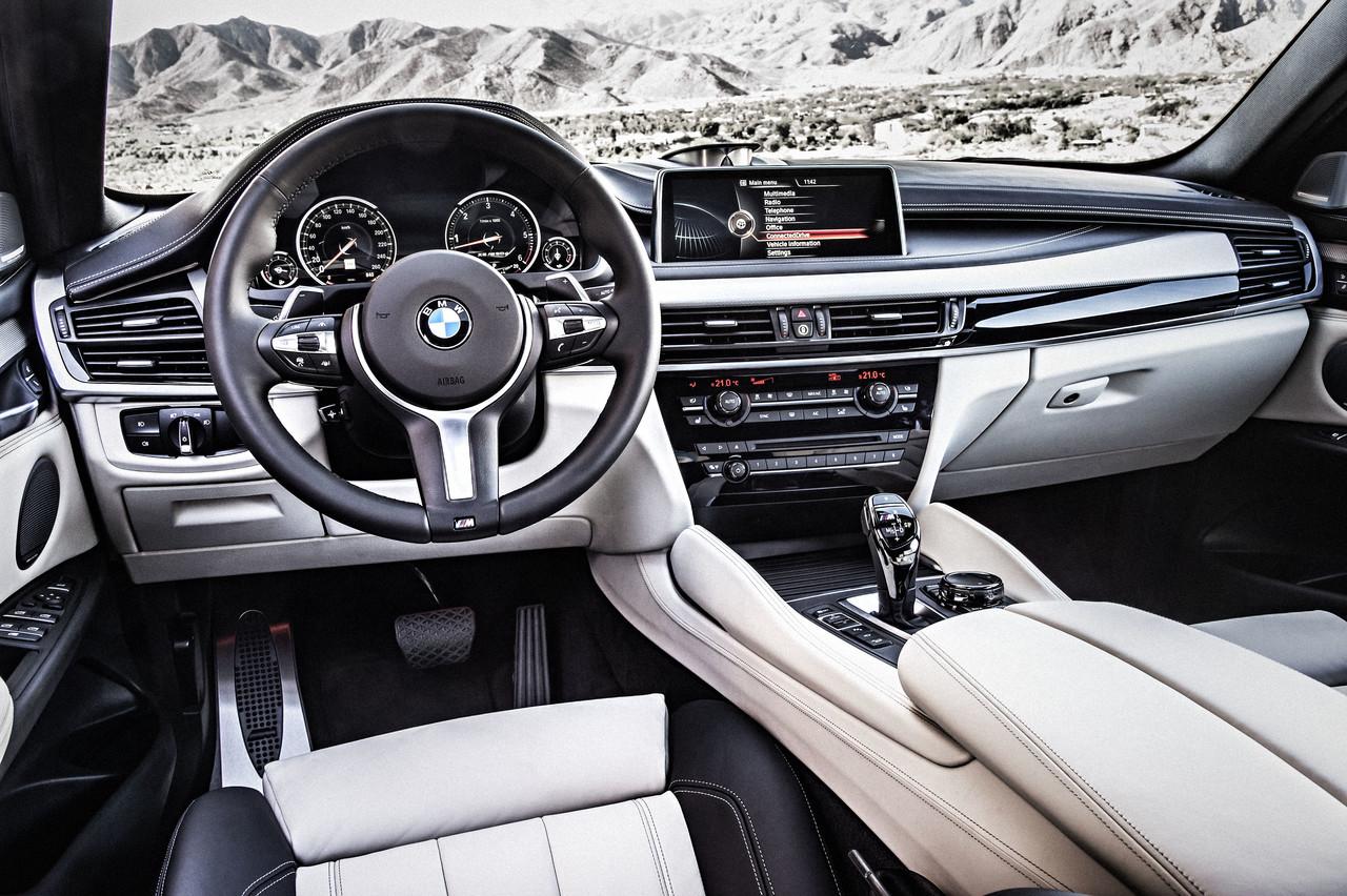 Foto de BMW X6 2014 (21/96)
