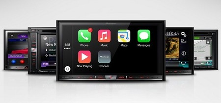 Pioneer también traerá a México su receptor multimedia para auto compatible con CarPlay