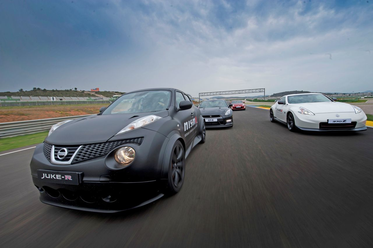Foto de Gama deportiva Nissan (14/50)