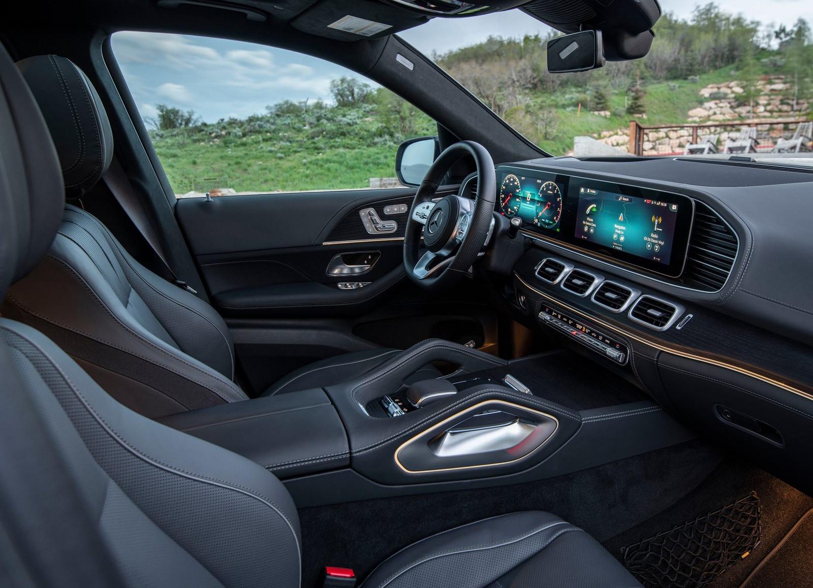 Foto de Mercedes-Benz GLS (17/22)
