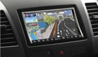Sanyo Gorilla, completos equipos GPS y multimedia para el coche
