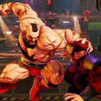 Zangief no podía faltar en Street Fighter V