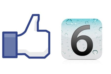 Facebook tendrá integración total con iOS6