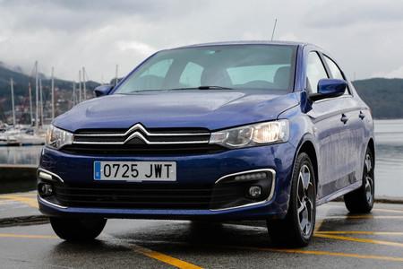 Nos hemos puesto al volante del Citroën C-Elysée 2017: porque los básicos también se actualizan