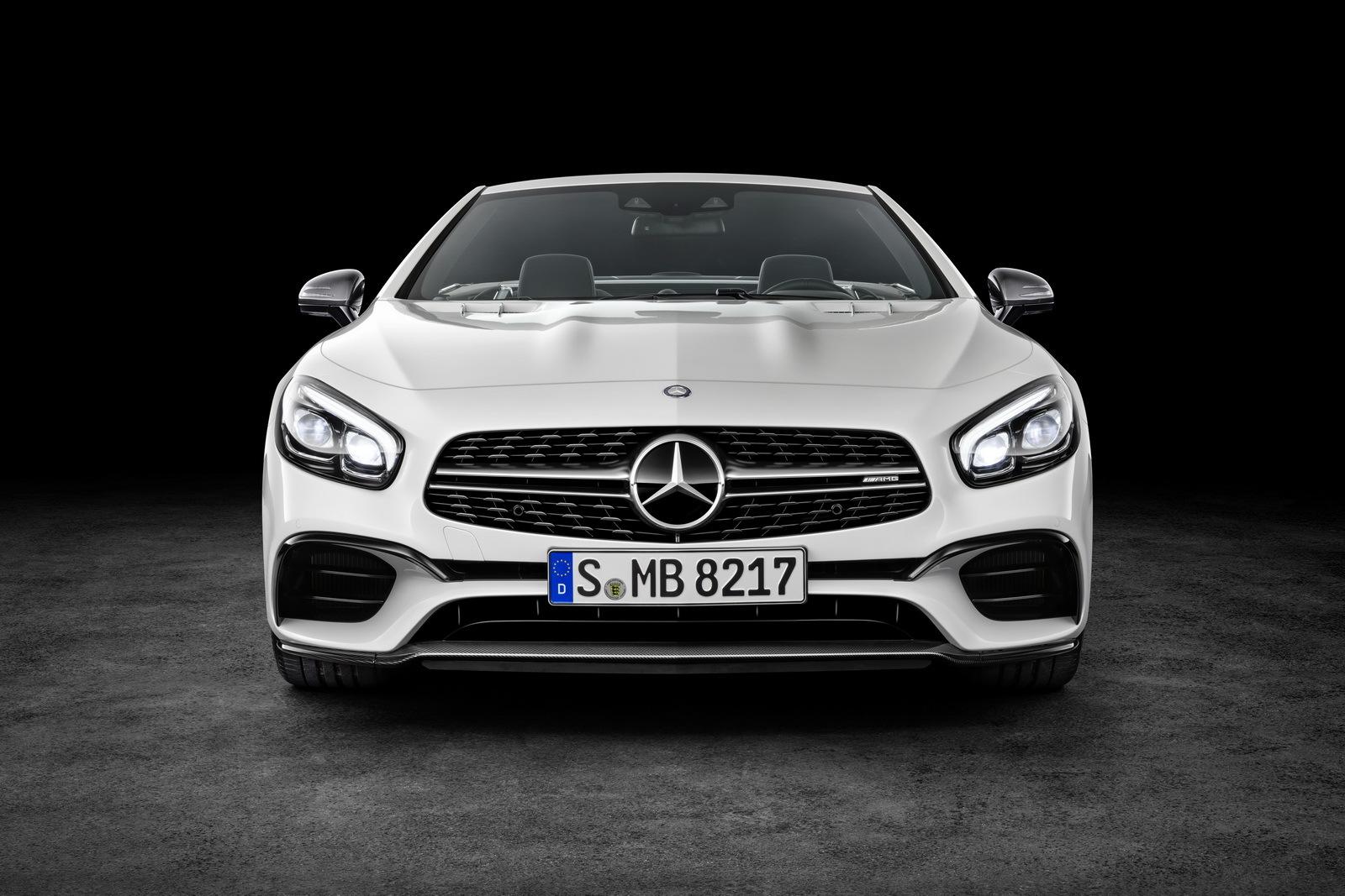 Foto de Mercedes-Benz SL 2016 (9/32)