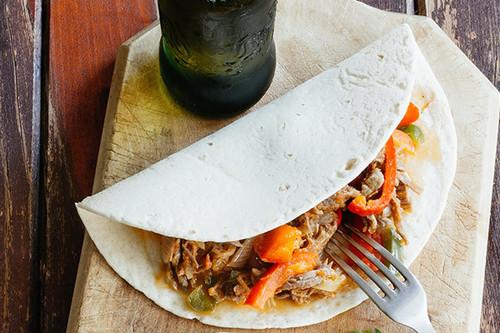 Cómo preparar Ropa Vieja. Receta mexicana fácil
