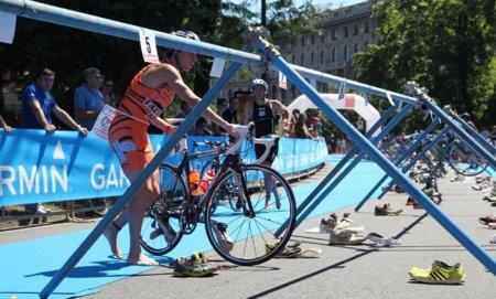 Consejos para superar con éxito las transiciones en el triatlón