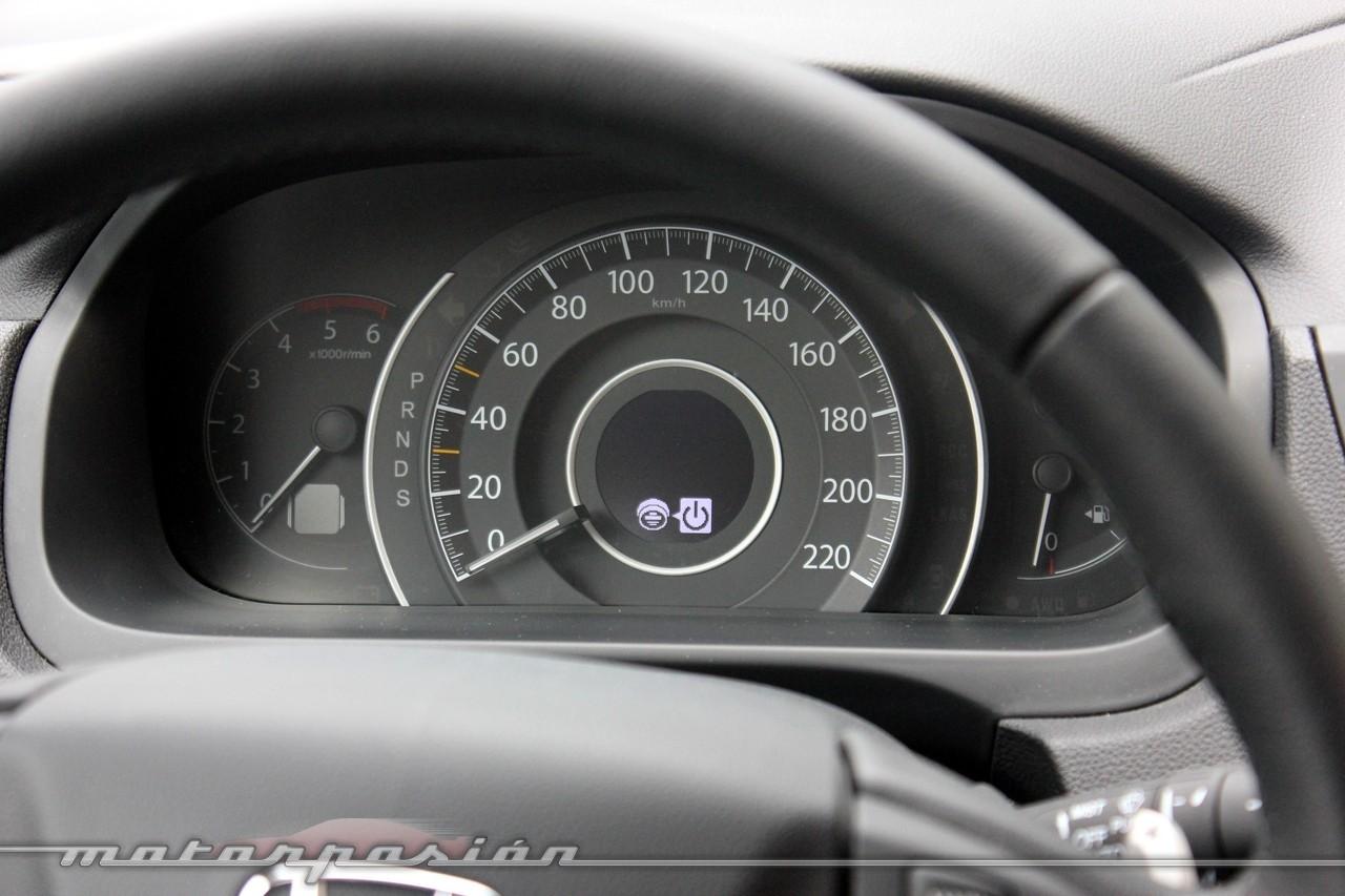 Foto de Honda CR-V 2012 (61/70)