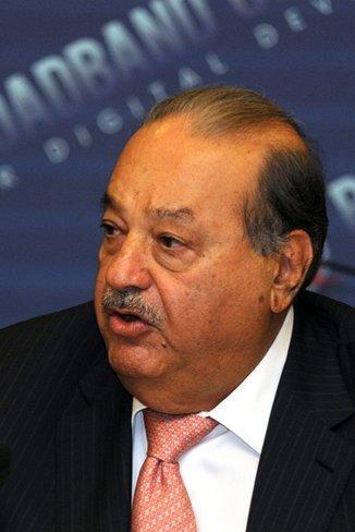 Slim invoca los principios de la 'red abierta' para transmitir los Juegos Panamericanos por Internet