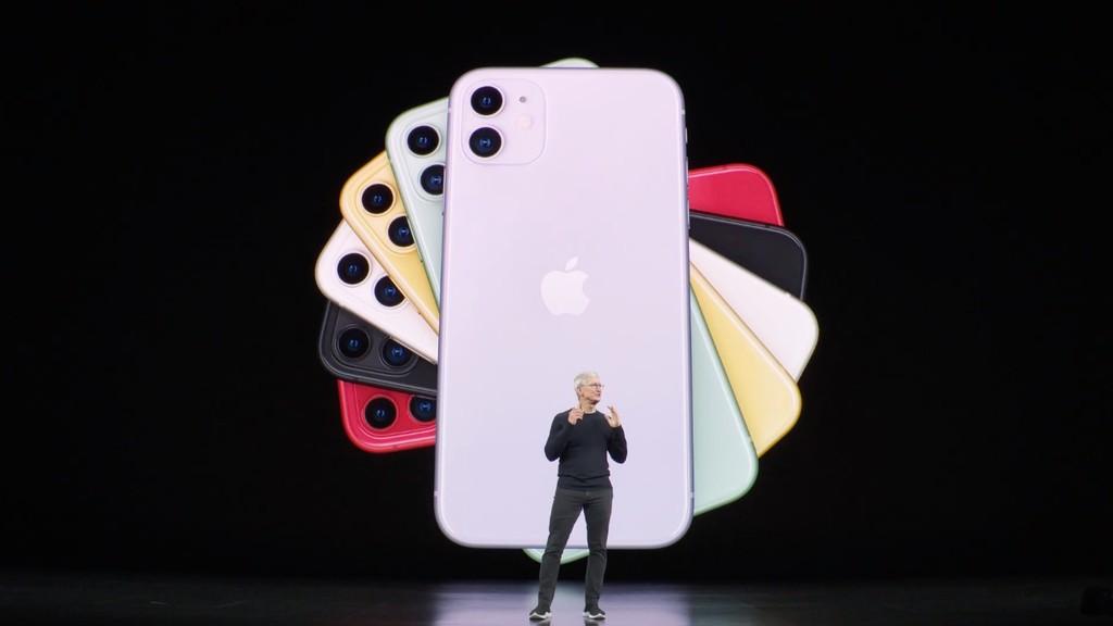 iPhone 11: el sucesor del iPhone XR repite fórmula y se renueva con doble cámara y sonido Dolby Atmos