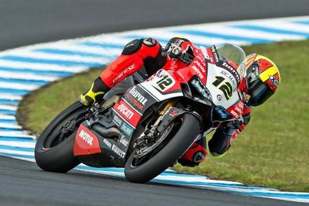 Xavi Fores Ducati Sbk Australia 2017
