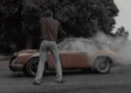 Un viejo Porsche 911, víctima de Jeremy Clarkson
