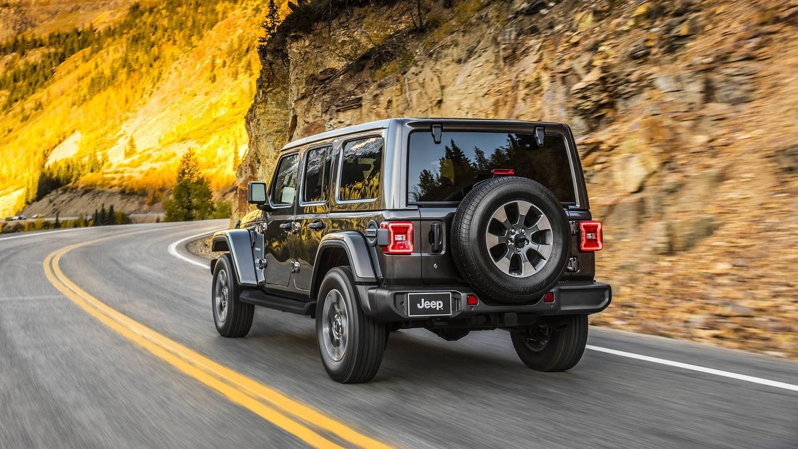 Foto de Jeep Wrangler 2018 (6/114)