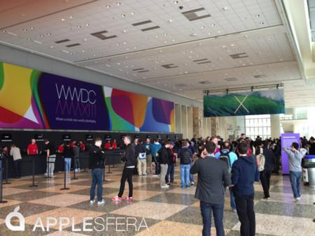¡Bienvenidos a la WWDC 2013!