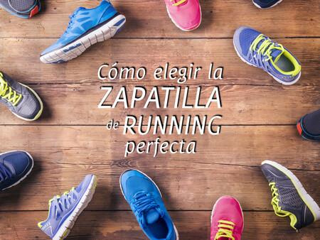 Esto es todo lo que tienes que tener en cuenta antes de comprar (o regalar) unas zapatillas de running