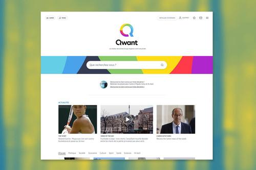 """Así es Qwant, el """"buscador pro-privacidad"""" que Google ofrecerá pronto como alternativa en Android"""