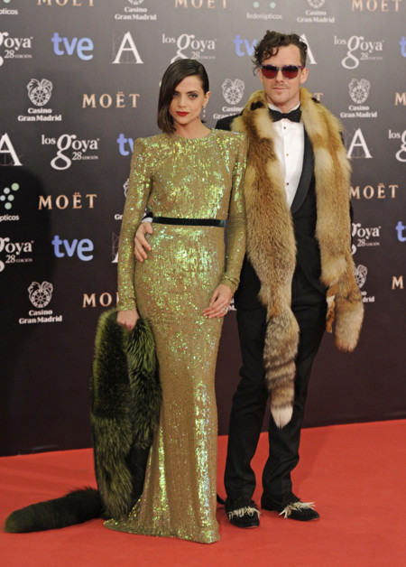 Lorenzo Caprile Premios Goya 2014