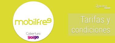 Tarifas de mobilfree en fibra y móvil: todas las ofertas