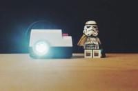 Un pequeño proyector para ver tus fotos de Instagram