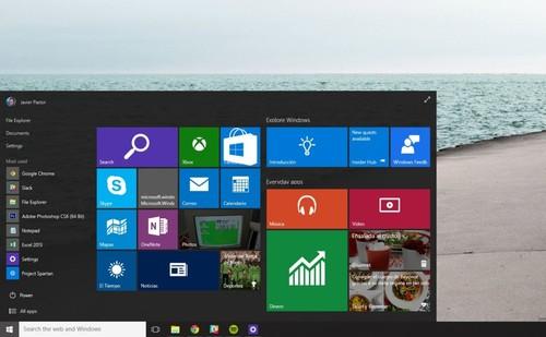 ¿Te gusta tu Menú de Inicio de Windows 10? Con este sistema puedes tener una copia de seguridad
