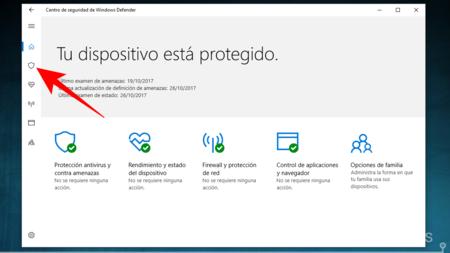 Proteccion Antivirus