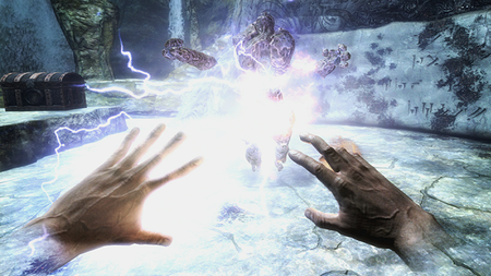 Skyrim Vrlaunch Magic