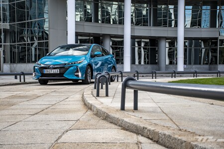 Toyota Prius Plug In 2021 Prueba 029