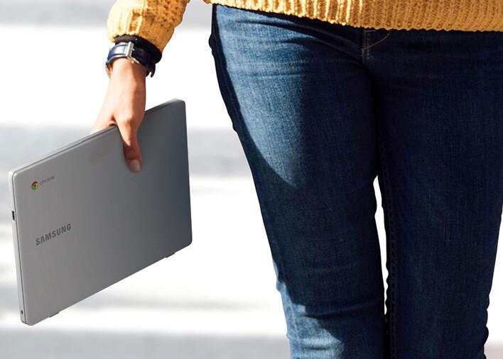 Samsung vuelve a traer sus Chromebook a España: dos portátiles con el sistema de Google para el nuevo curso educativo