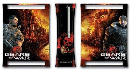 Decora tu 360 con el art de Gears Of War