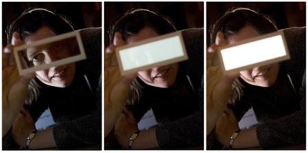 OLEDs transparentes para iluminar las ventanas