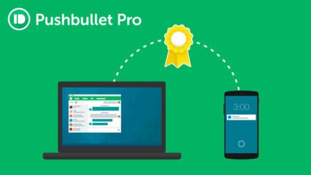 Pushbullet, algunas de sus características gratuitas serán parte de su plan Pro