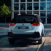 El Honda Jazz Crosstar, con traje campero y mecánica híbrida de tres motores, debutará en el Salón de Ginebra