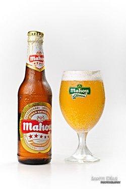Bodegón de cerveza Mahou