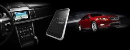 Aplicaciones Android y Blackberry en coches Ford