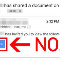 El sofisticado ataque masivo de phishing que se propagó como pólvora en Gmail y Google Docs
