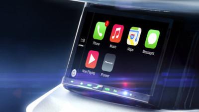 Pioneer actualizara este verano sus sistemas integrados para automóviles con CarPlay