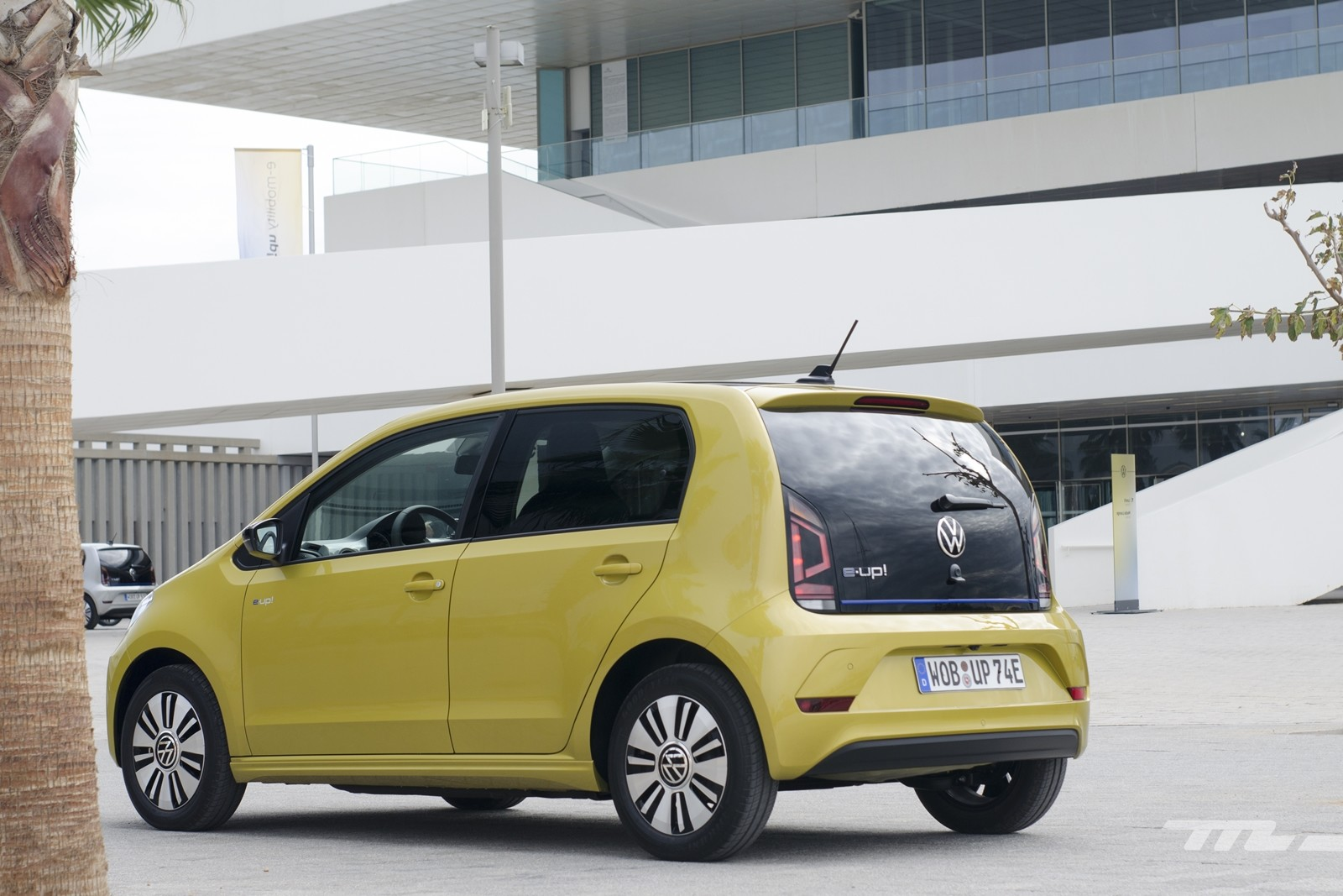 Foto de Volkswagen e-up! 2019 prueba contacto (1/33)