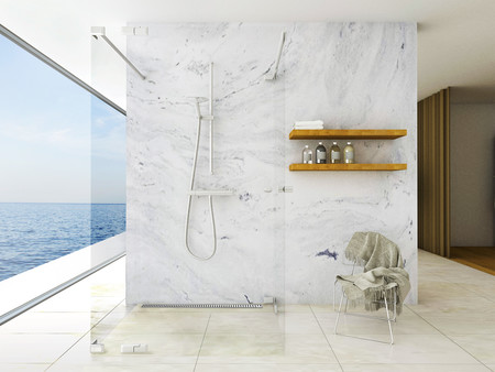 Si tienes dudas acerca de las duchas de obra (a cota 0), el sistema ACO ShowerDrain B nos aclara su sistema de instalación