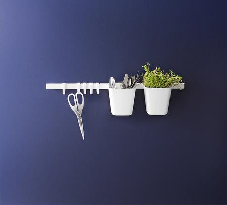 Caja Blanca para colgar Ikea